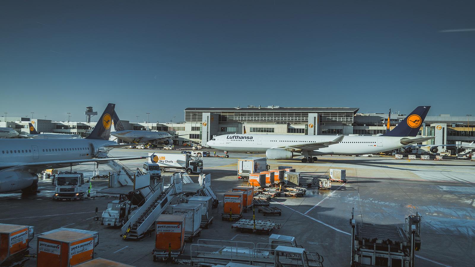Frankfurt Flughafen De